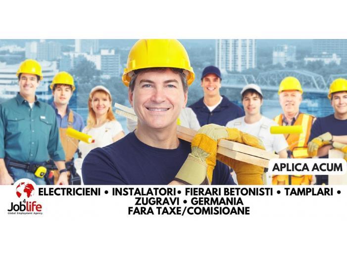 OPERATORI CNC  ZUGRAVI 1600 euro Germania - 1/1