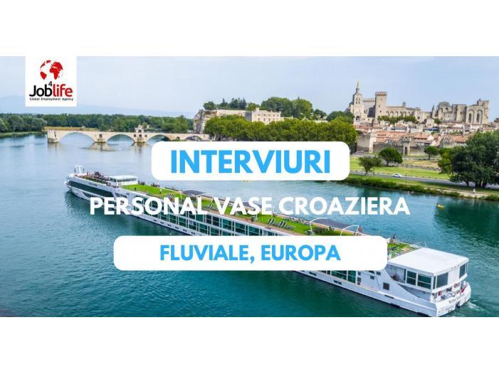 CAMERISTE VASE CROAZIERA - INTERVIURI CONSTANTA - 1/1