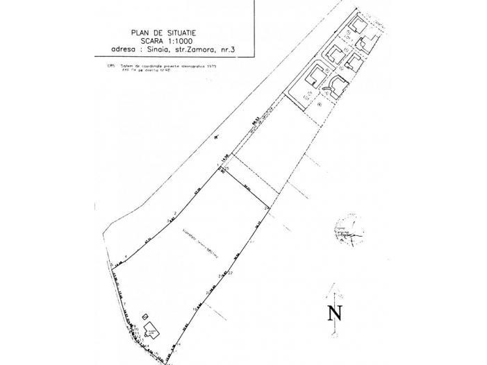 OCAZIE, Proprietar vand teren Cumpatu - Sinaia 9801 mp - 3/3