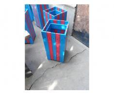 Cosuri de exterior pentru gunoi