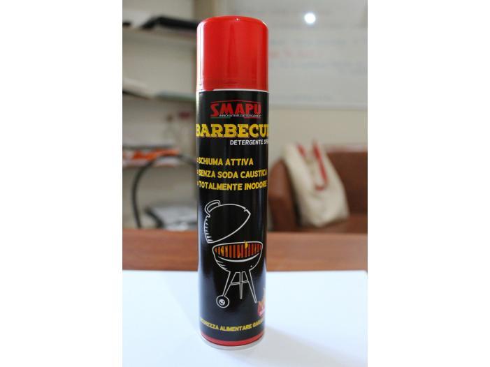 Spray spuma pentru degresat gratare (Barbecue) - 1/2