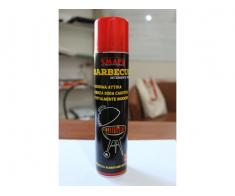 Spray spuma pentru degresat gratare (Barbecue)
