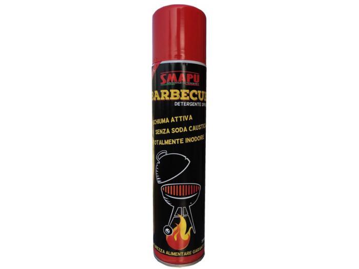 Spray spuma pentru degresat gratare (Barbecue) - 2/2