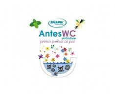 Odorizant vas wc cu aroma de lavanda (Antes)