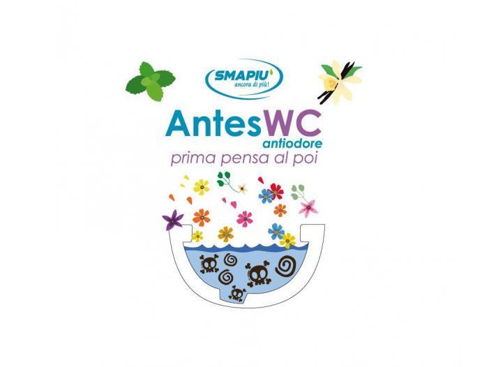 Odorizant vas wc cu aroma de vanilie (Antes) - 3/3