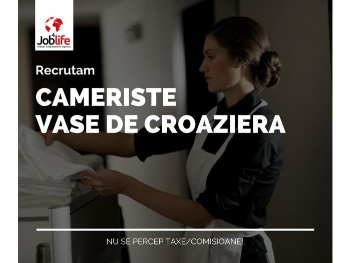 CAMERISTE CROAZIERE EUROPA - 1/1