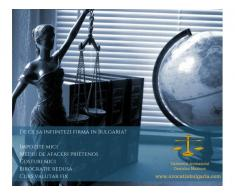 Infiintarea unei societati firmei SRL in Bulgaria