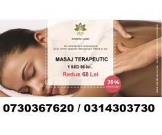 Masaj Terapeutic Bucuresti 0730367620