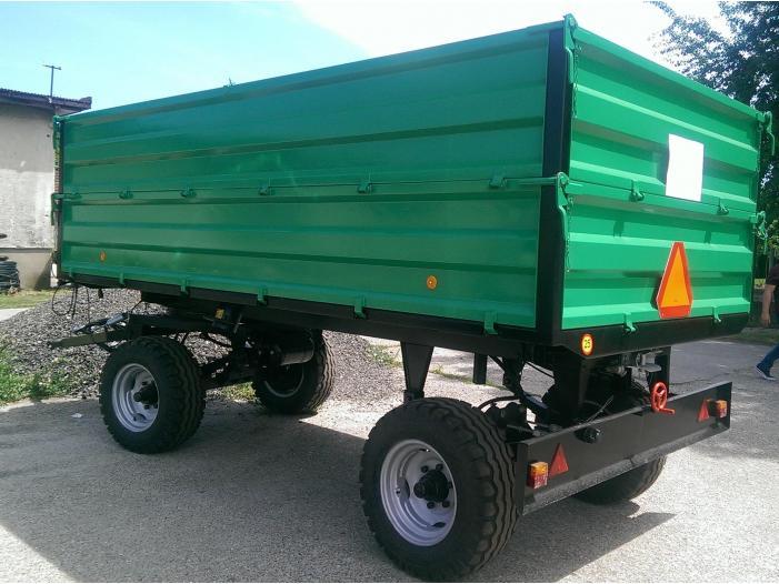 remorca 5 tone - 3/5