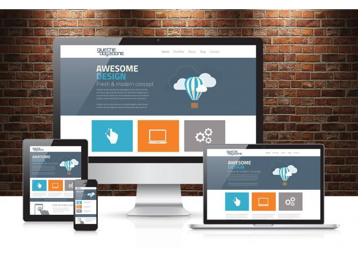 Realizam site-uri web, magazine online la cheie care se pot vizualiza pe orice dispoz - 1/1