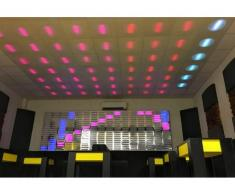 SPECTRUM Dual Line Panel Disco Club RGB Pixel Led Inteligent Predescu Rebel Design Cl