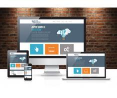 Realizam site-uri web, magazine online la cheie