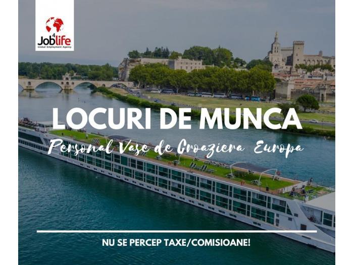 OSPATARI VASE CROAZIERA de la 1500 euro NET + CAZARE/TRANSPORT/MASA - 1/1