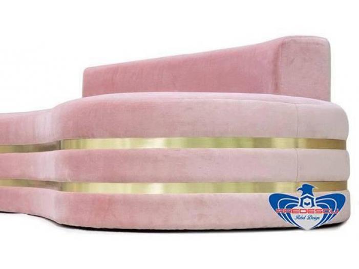 PREDESCU REBEL DESIGN Club Canapea Bar Model PREVISION by Adi Predescu Designer Disco - 2/5