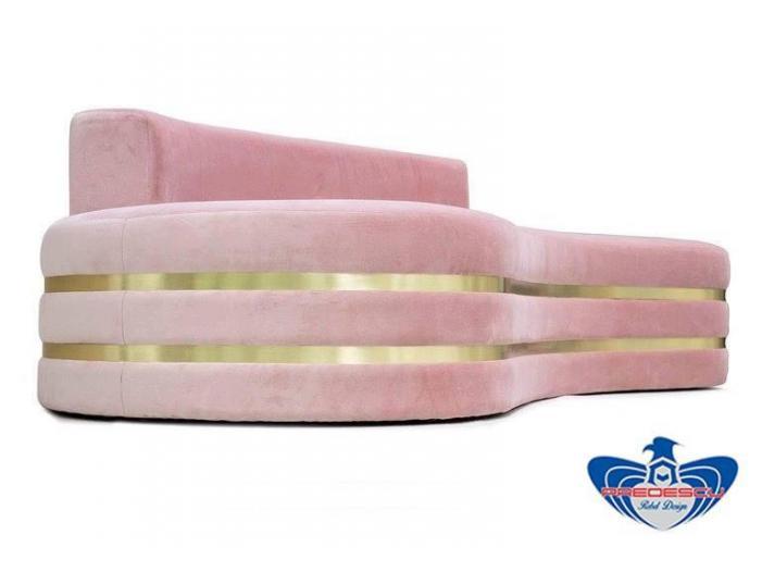 PREDESCU REBEL DESIGN Club Canapea Bar Model PREVISION by Adi Predescu Designer Disco - 4/5