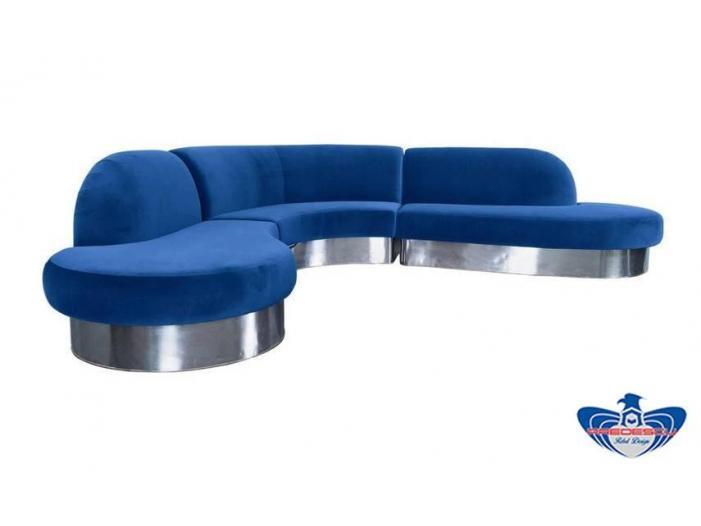 PREDESCU REBEL DESIGN Club Canapea Bar Model CROMOND by Adi Predescu Designer Disco C - 1/5