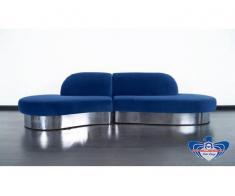 PREDESCU REBEL DESIGN Club Canapea Bar Model CROMOND by Adi Predescu Designer Disco C - Poza 4/5