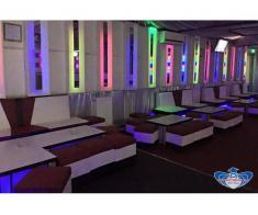 PREDESCU REBEL DESIGN Club Canapea Bar Model FIRST by Adi Predescu Designer Disco Clu - Poza 4/5