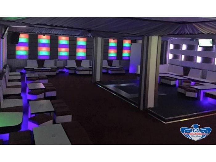 PREDESCU REBEL DESIGN Club Canapea Bar Model FIRST by Adi Predescu Designer Disco Clu - 5/5