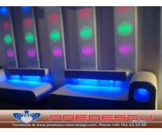 PREDESCU REBEL DESIGN Club Canapea Bar Mode NEXT LEVEL by Adi Predescu Designer Disco