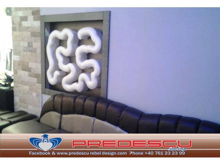 PREDESCU REBEL DESIGN Club Canapea Bar Model SOUND TEMPLE by Adi Predescu Designer Di - 1/5