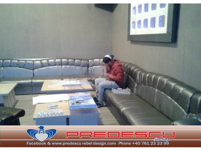 PREDESCU REBEL DESIGN Club Canapea Bar Model SOUND TEMPLE by Adi Predescu Designer Di - 2/5