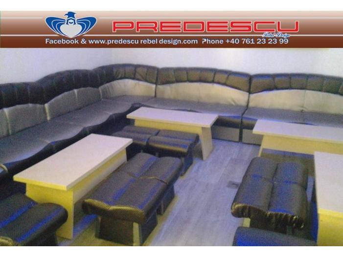 PREDESCU REBEL DESIGN Club Canapea Bar Model SOUND TEMPLE by Adi Predescu Designer Di - 3/5