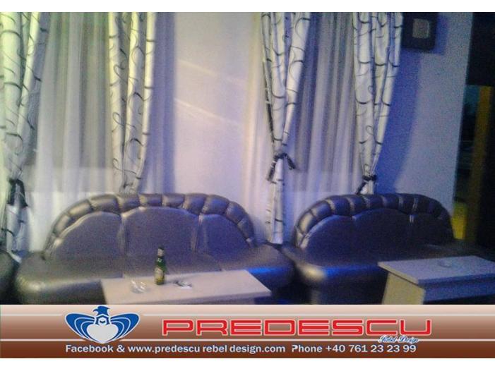 PREDESCU REBEL DESIGN Club Canapea Bar Model SOUND TEMPLE by Adi Predescu Designer Di - 4/5