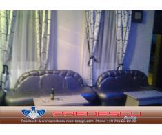 PREDESCU REBEL DESIGN Club Canapea Bar Model SOUND TEMPLE by Adi Predescu Designer Di - Poza 4/5