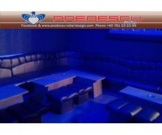 PREDESCU REBEL DESIGN Club Canapea Bar Model SOUND TEMPLE by Adi Predescu Designer Di - Poza 5/5