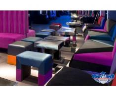 PREDESCU REBEL DESIGN Club Canapea Bar Model TRIANGOLO SAZIATO by Adi Predescu Design - Poza 4/5
