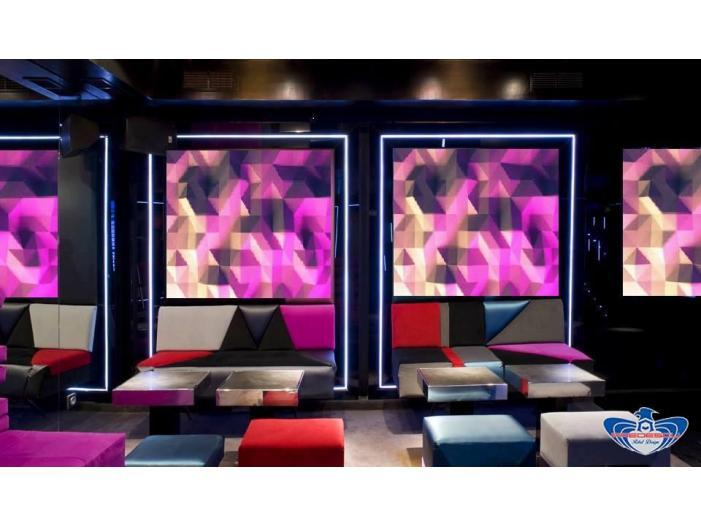 PREDESCU REBEL DESIGN Club Canapea Bar Model TRIANGOLO SAZIATO by Adi Predescu Design - 5/5
