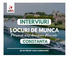 INTERVIURI PERSONAL VASE CROAZIERA / JOBURI VASE CROAZIERA / INTERVIURI CONSTANTA - V