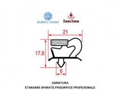 GARNITURA ETANSARE APARATE FRIGORIFICE PROFESIONAL