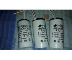 Condensatori pentru motoare