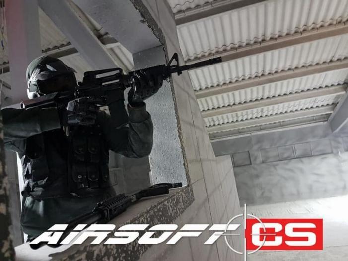 Counter-Strike in realitate! Vrei senzatii tari ? FySnow Arena - 1/3