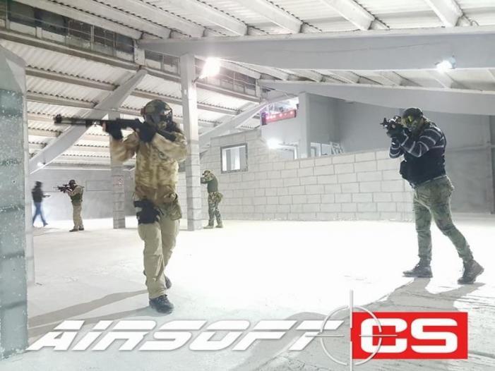 Counter-Strike in realitate! Vrei senzatii tari ? FySnow Arena - 2/3