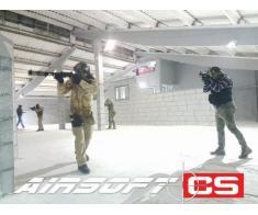 Counter-Strike in realitate! Vrei senzatii tari ? FySnow Arena