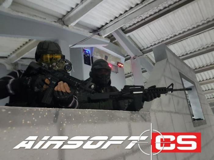 Counter-Strike in realitate! Vrei senzatii tari ? FySnow Arena - 3/3