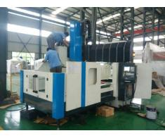Cnc Gantry Type milling & drilling machine