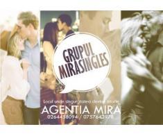 Grupul MiraSingles - socializare, prietenie-Uita singuratatea!