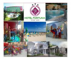 Hotel Fortuna 3 stele Eforie Nord - Preturi de SARBATOARE pentru VACANTA la MARE!