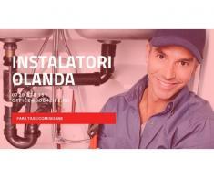 INSTALATORI OLANDA 2200 EURO NET + CAZARE GRATUITA