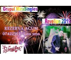 Revelion Singles 2019 - incepe Anul Nou cu Noi!