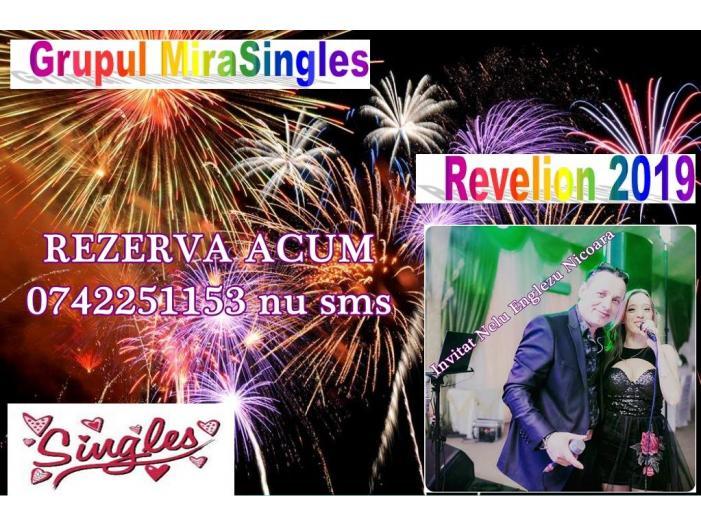Revelion Singles 2019 - incepe Anul Nou cu Noi! - 2/2