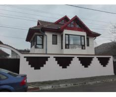 Teren 525 mp, casa P+1E si garaj, Schitu, Constanta