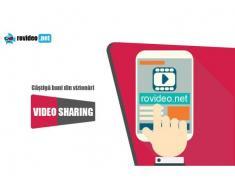 Câștigă bani din vizionări si alte activitati pe Rovideo.net