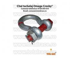 Ochet, cheie tachelaj omega , gambeti pentru recuperare off road Crosby® Total Race