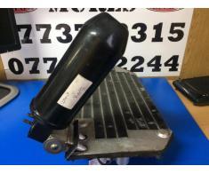 Radiator clima+butelie freon din cabina Scania R E5 420