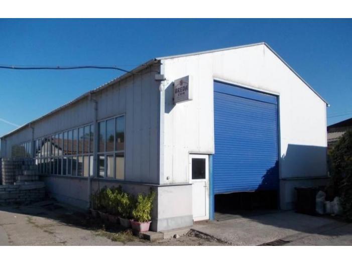 Teren 496.7 mp si constructii industriale, Braila - 1/1